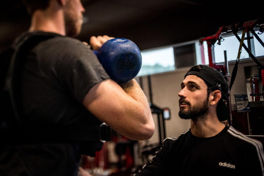 picking a strength coach